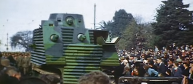 The Media Laughed, But Bob Semple Stood by His Tank