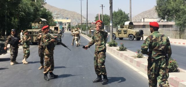 Attack near US base in Afghanistan injures nearly 50 civilians