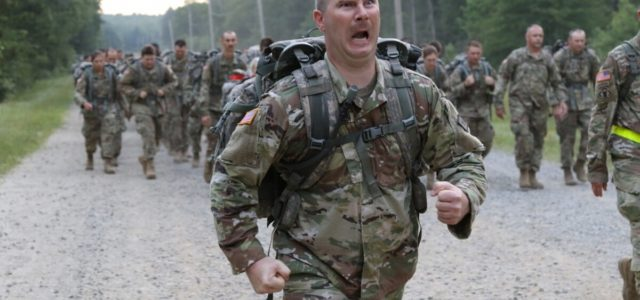 Army wants to use soldiers' boots to generate electricity