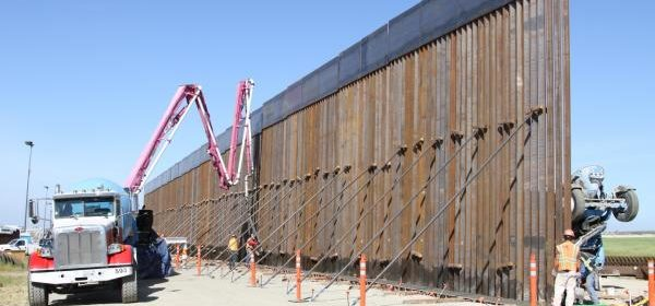 Pentagon moving $1.5 billion to help build US-Mexico border wall