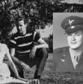 Harold 'Lucky' Bourgoin, who served in three wars and was married for 73 years, dies of coronavirus