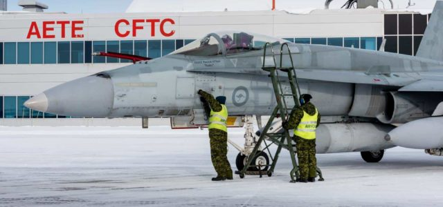 Australia to sell retired F/A-18 Hornets to a company in US to play enemy aircraft during training