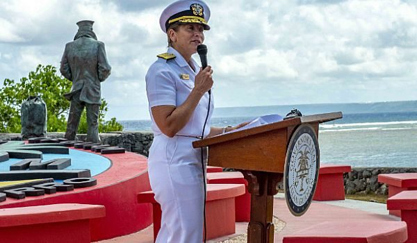 Naval War College announces first female President