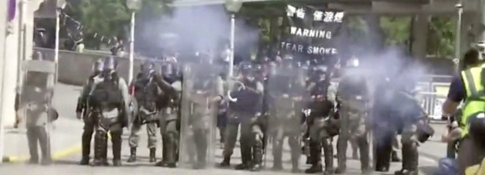 China quietly sends another 6,000 troops to Hong Kong, doubling its force