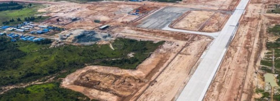 China could turn a massive Cambodian resort into a military base