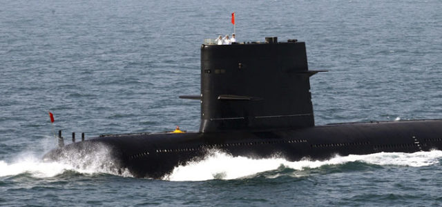 How China Could Trick the U.S. Navy With Ultraquiet Submarines