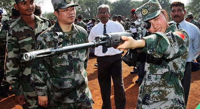 Chinese Sniper Rifles Have a Troubled History