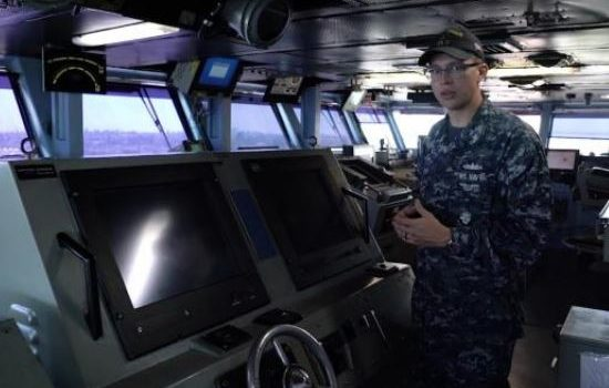 Navy switching out touchscreen for manual controls for destroyers after USS John McCain collision