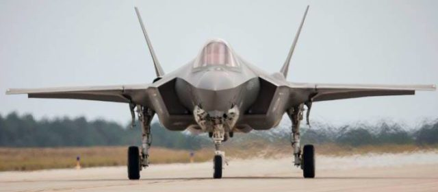 The F-35 Is the Wrong Choice for Belgium