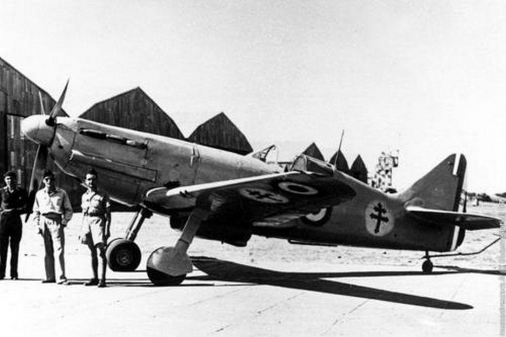 France's D 520 Fighter Flew for Many Sides in World War II | War Is