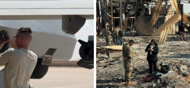 After Iran missiles hit Iraq base, the US military lost contact with multiple Predator drones