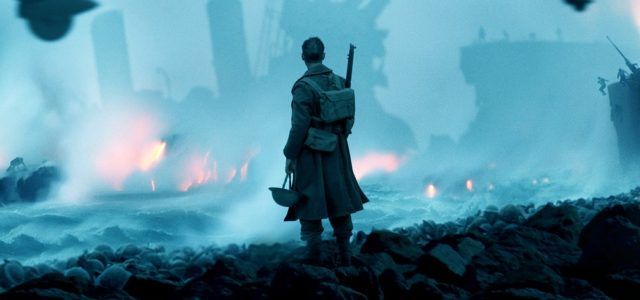 'Dunkirk' Is a Booming, Bloodless Bore