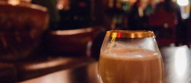 "How the holiday drink ""Eggnog"" once sparked a military riot"