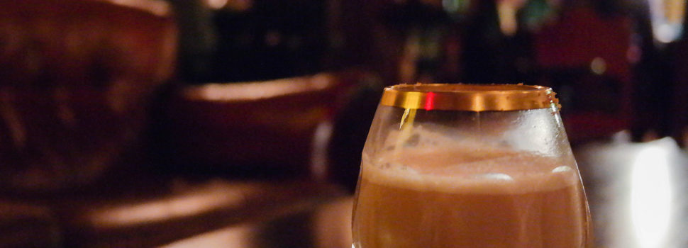 """How the holiday drink """"Eggnog"""" once sparked a military riot"""