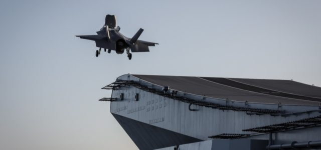 It could be another decade before Ford-class carriers are able to launch F-35C jets