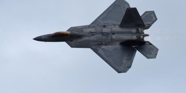 "New ""Rapid Raptor"" program makes the F-22 a global threat"