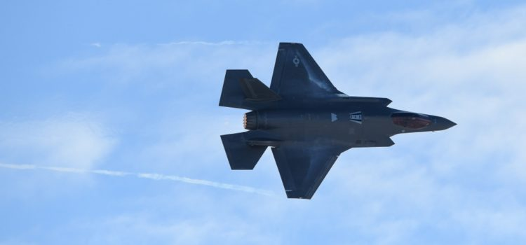 F-35s integrate with Army missile defense for battle concept