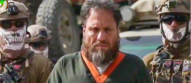 Leader of ISIS in Afghanistan arrested, security officials say