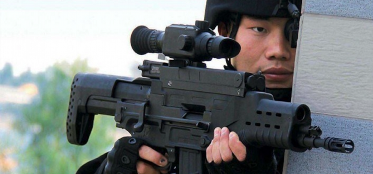 This Chinese Future Weapon Is Absurd