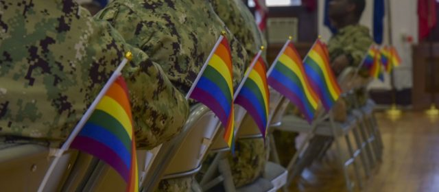 Pentagon ordered to turn over documents cited in decision to ban transgender service members