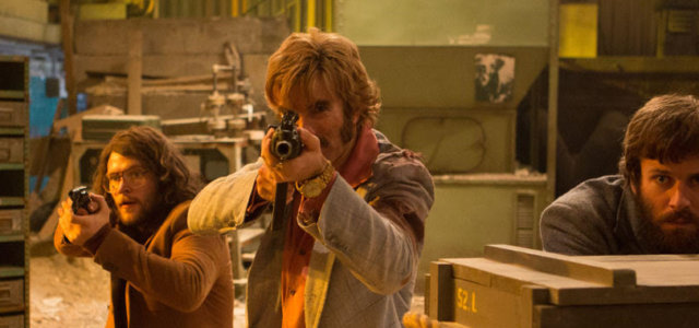 'Free Fire' Is a Love Letter to Guns and Criminal Stupidity