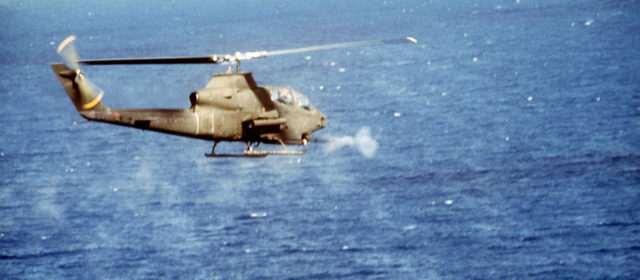 36 years ago the US Special Operations conducted its largest mission ever