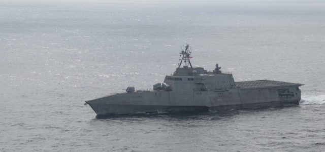 China suspends visits by US warships to Hong Kong, sanctions NGOs