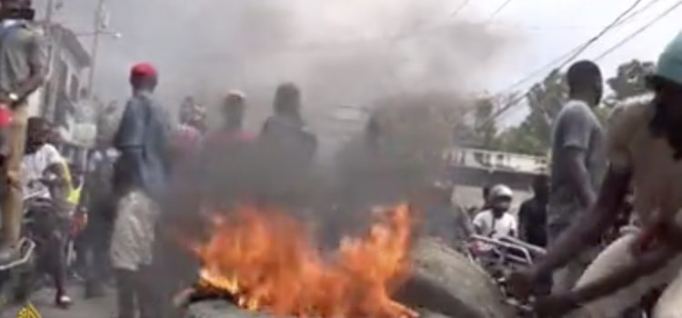 Haiti police and army square off in gun battle on first day of Carnival