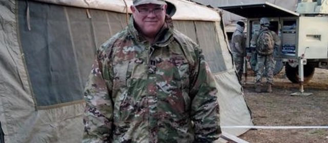 National Guard member is first coronavirus death in the military