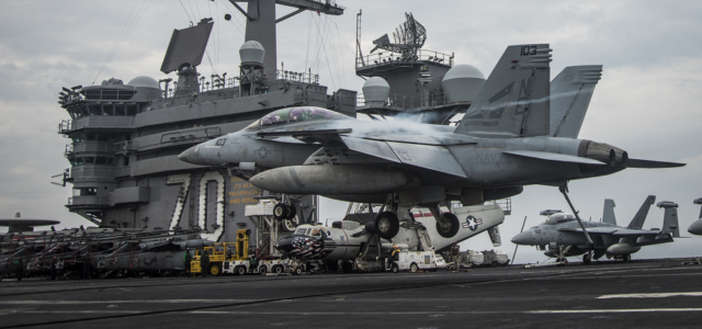 The Future Is Looking Bright for the U.S. Navy's Super Hornet