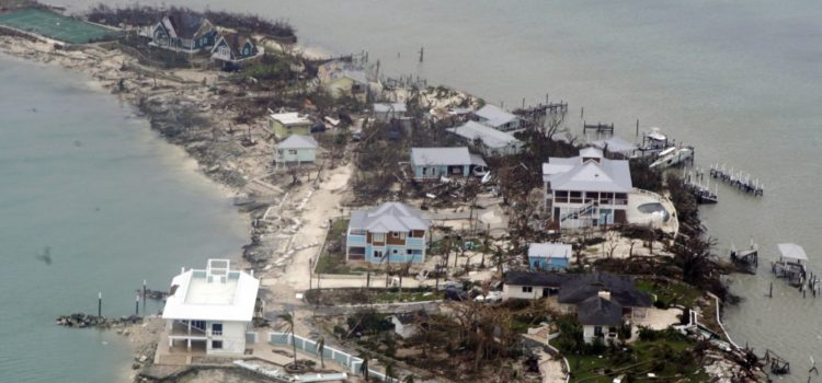 1,200 troops being set to help Bahamas after Hurricane Dorian destroys the Caribbean islands