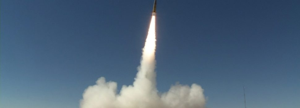 U.S. will start testing hypersonic weapons in 2020