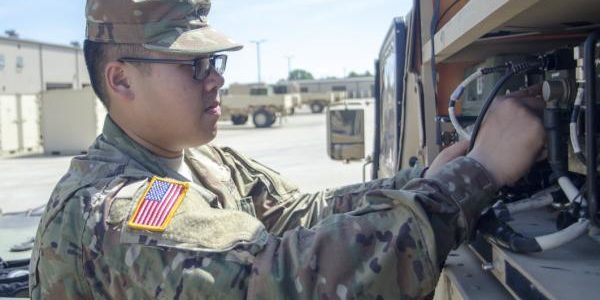 Immigrant soldiers fighting for the US are denied citizenship more often than civilians