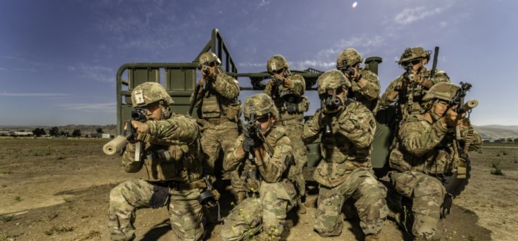 Army offering $40,000 bonus for people to join the infantry