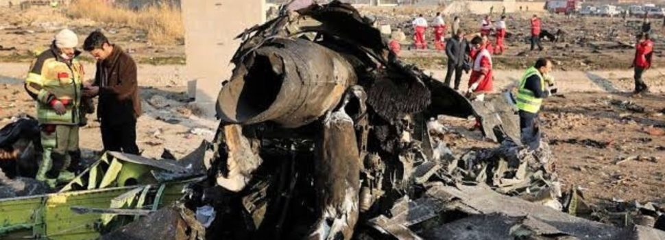 Iran admits it accidentally shot down airliner