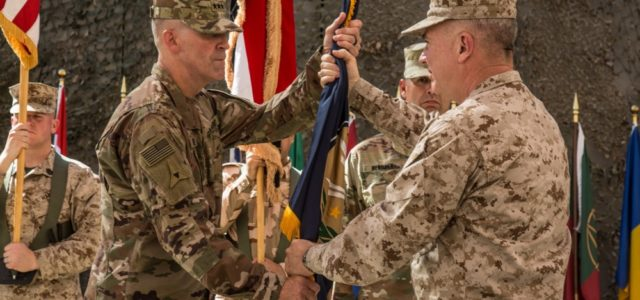 New Lt. General takes over the fight against ISIS