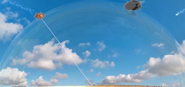 Israel unveils 'laser sword' defense system to stop rockets and drones