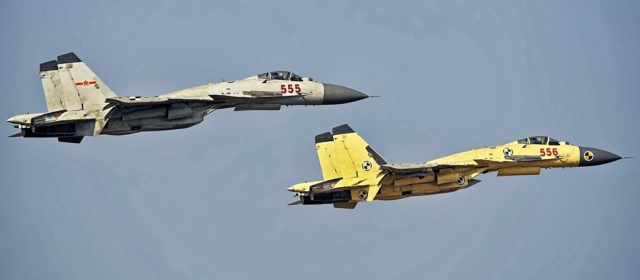 China's Flawed Naval Fighter