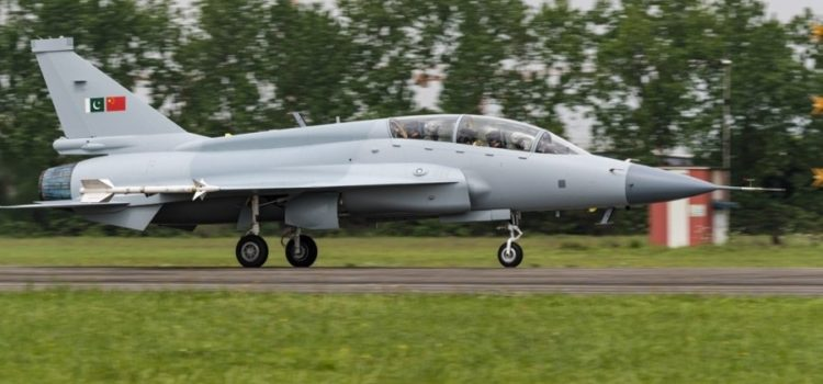 China and Pakistan's Twin-Seat Budget Fighter Is Impressive