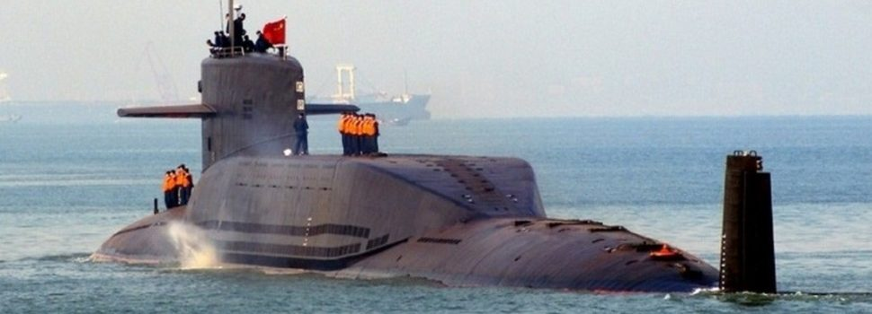 China Wants More Nuclear-Armed Submarines