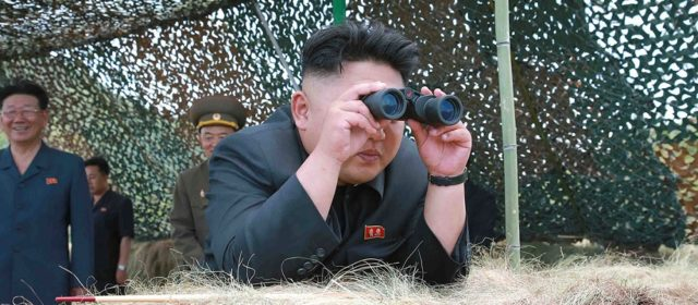 North Korea's Prying Eyes