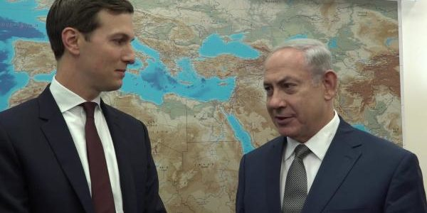 Kushner, other aids, head to Middle East this week to push Israeli-Palestinian peace deal