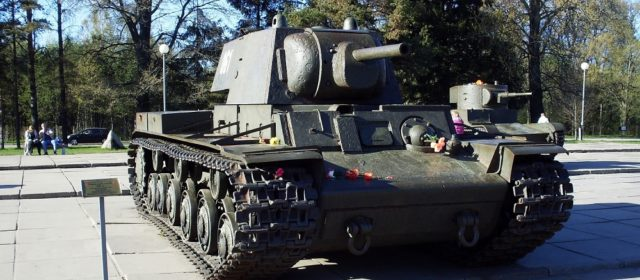 The Really Big Tank That Helped to Break the Nazis