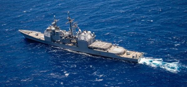 China blocks two U.S. Navy ships from docking in Hong Kong, blames U.S. for protests