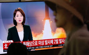 North Korea fires two 'short-range' missiles into Sea of Japan amid stalled nuke talks with U.S.