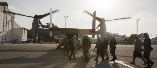 AFRICOM evacuates US forces from Libya as fighting intensifies