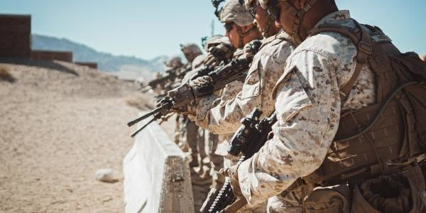 Corps want Marines to re-enlist, offering $90,000 bonus to stay