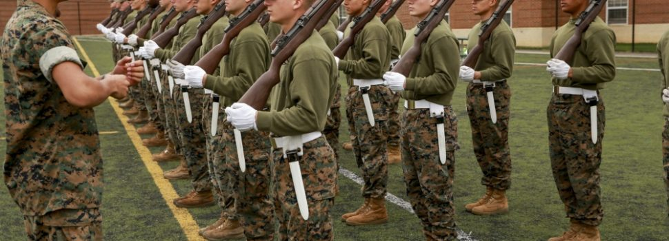 Marines will be forced to wait for promotions starting in 2020