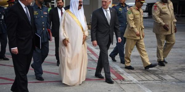 Former Sec. Def. Mattis says UAE & US must maintain partnership to grow stability in Middle East