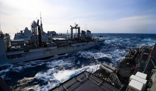 US and partners work to strengthen sea policing in the Mediterranean